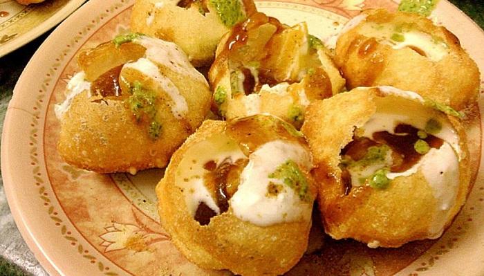 Best street food in west delhi