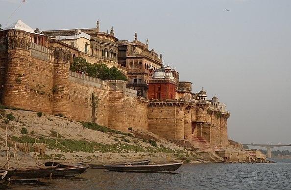 Varanasi Tourist Places to Visit-Ramnagar Fort