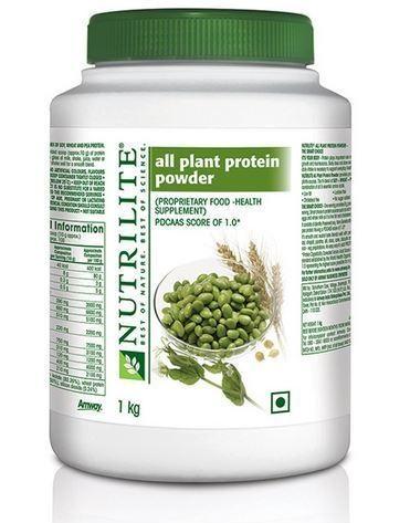 Amway Nutrilite Protein Powder Pack