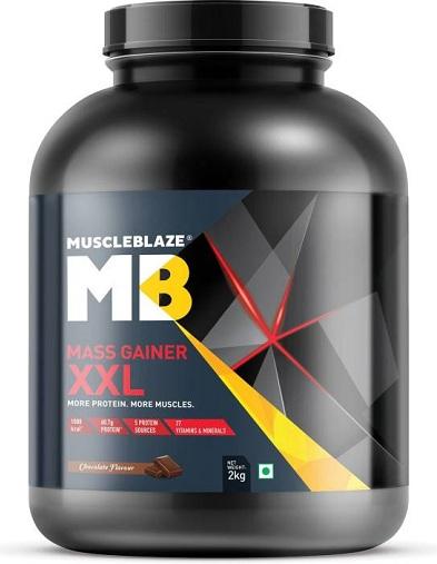 MuscleBlaze Weight Gainer