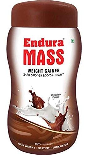 Endura Mass Weight Gain