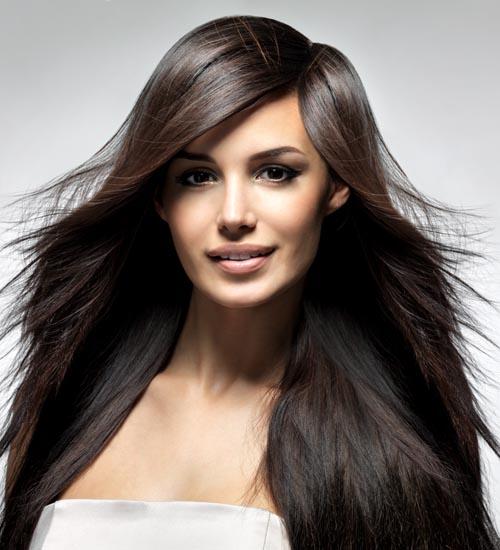 Straight Layered Hairstyles 3