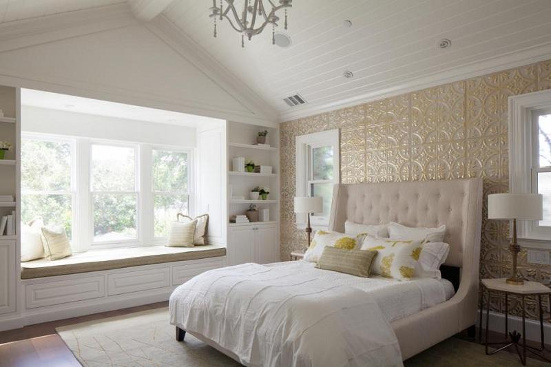 showcase design for bedroom2