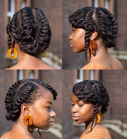 African Braid Hairstyles 10