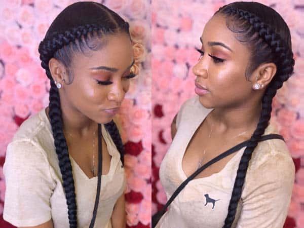 African Braid Hairstyles 7