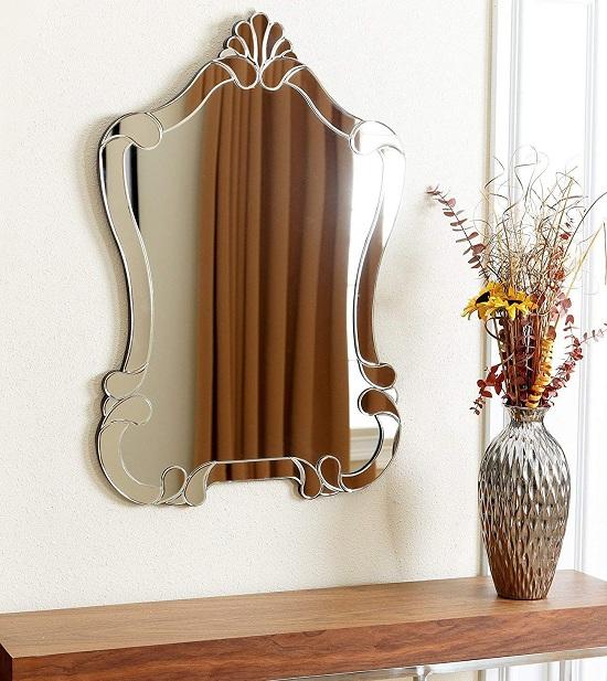 little decorative mirrors