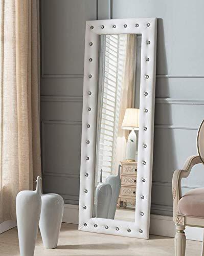 Simple floor mirror designs