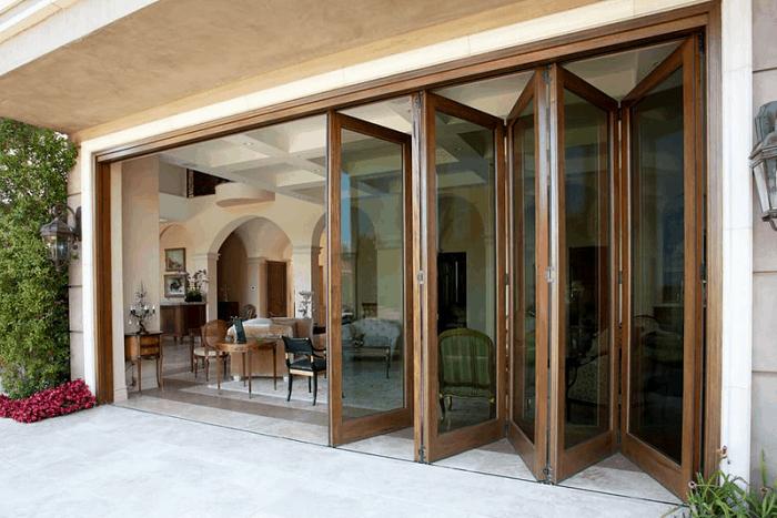 Bifold Entry Doors