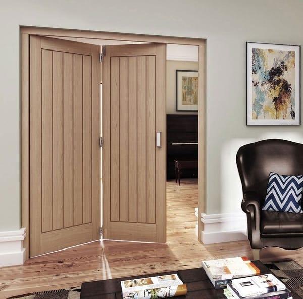 Folding Bedroom Door