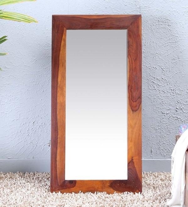 simple full length mirrors