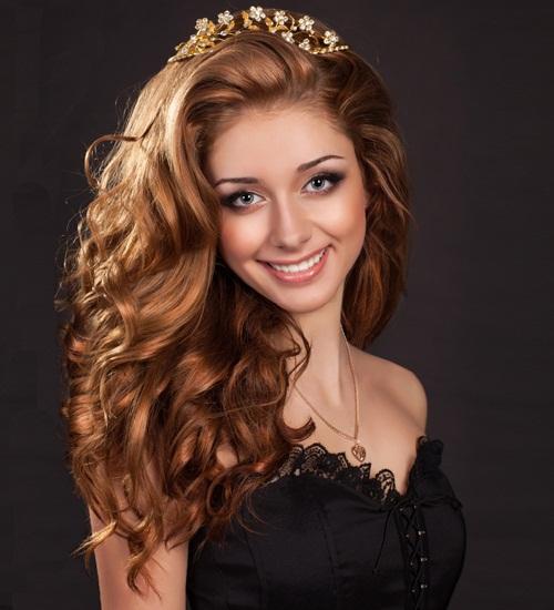 Long Thick Hair Like Princess