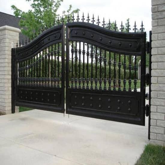 Cast Iron Gate Designs