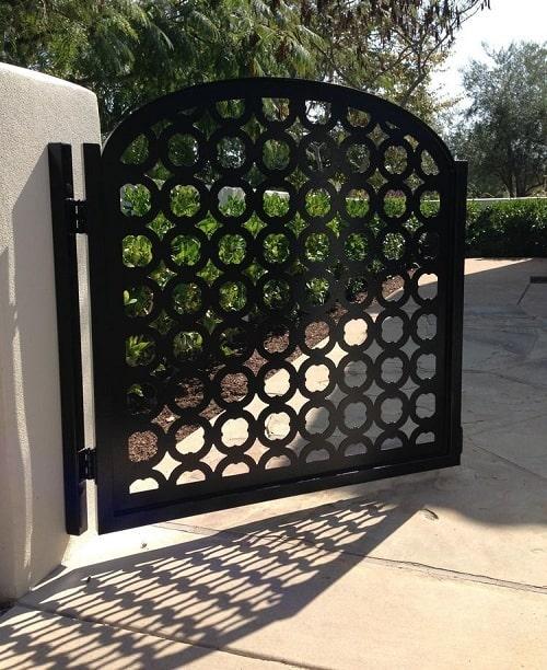 Italian Iron Gates