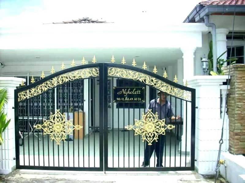Latest Iron Gate Designs