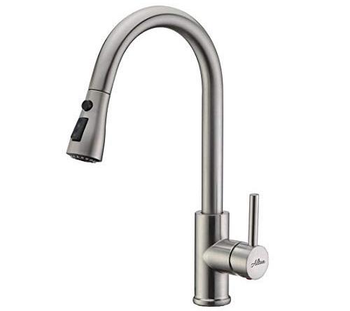 beautiful kitchen taps