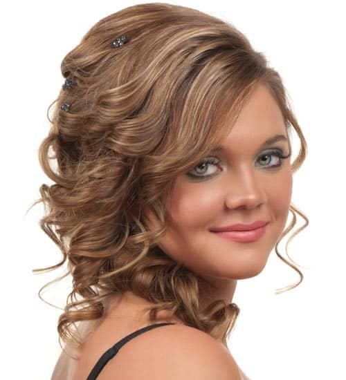 Prom Hairstyles for Medium Length Hair 2