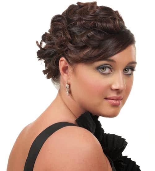 Prom Hairstyles for Medium Length Hair 3
