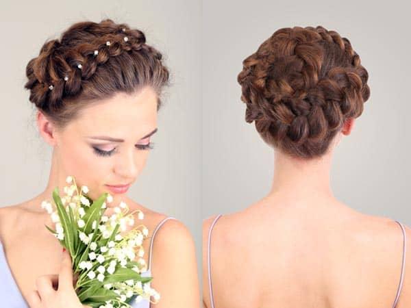 Prom Hairstyles for Medium Length Hair 5