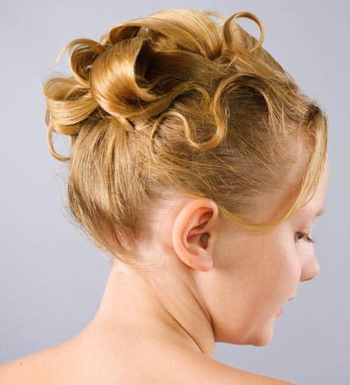 Prom Hairstyles for Medium Length Hair 7