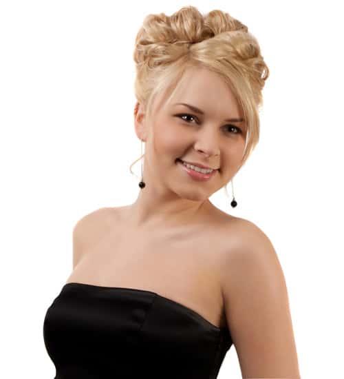 Prom Hairstyles for Medium Length Hair 8