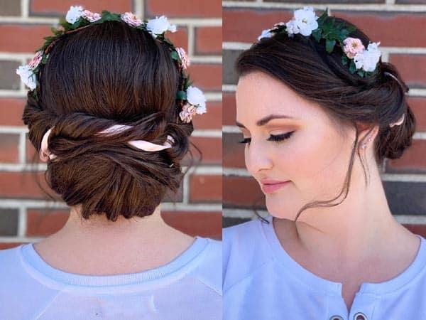 Prom Hairstyles for Medium Length Hair 10