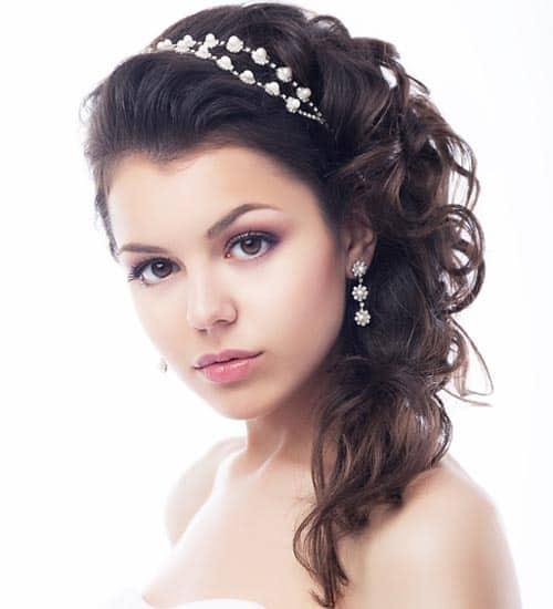 10 Latest Prom Hairstyles for Medium Length Hair