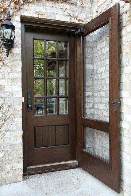 Front Screen Doors
