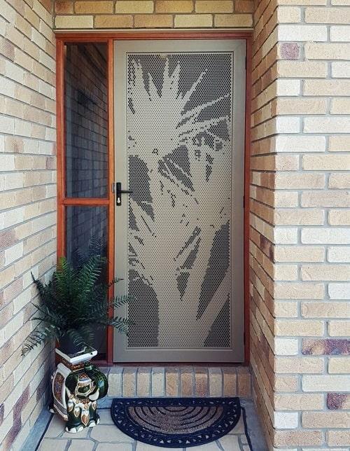 Decorative Screen Doors