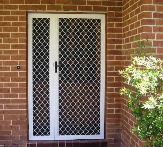 Aluminium Screen Door Designs