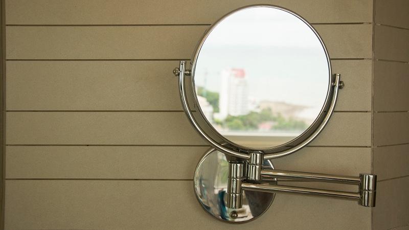 shaving mirror designs