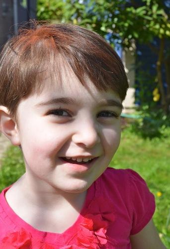 Pixie Haircut for Girl Kid