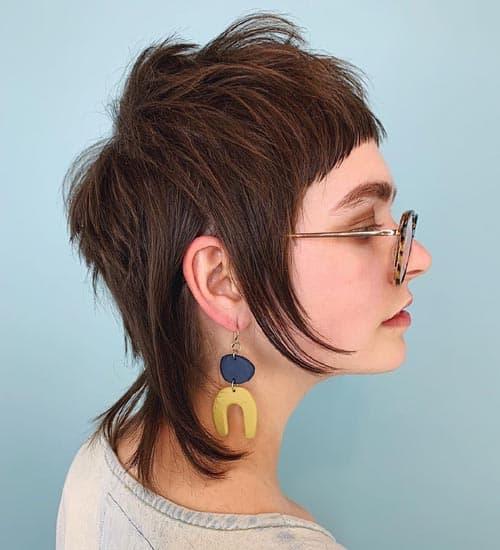 Short Layered Hairstyle 6