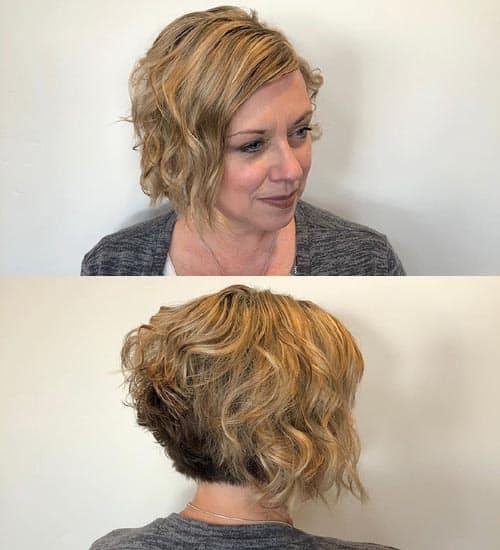 Short Layered Hairstyle 8