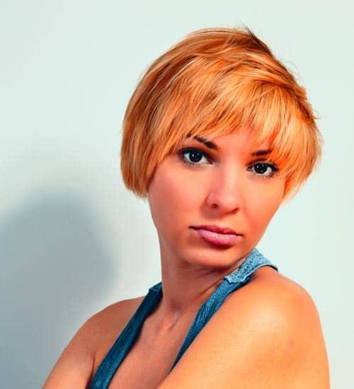 Short Layered Hairstyles 10