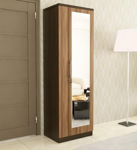 Best Single Door Wardrobe Designs