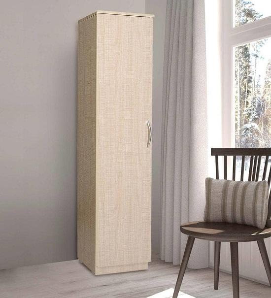 single door wardrobe cabinet