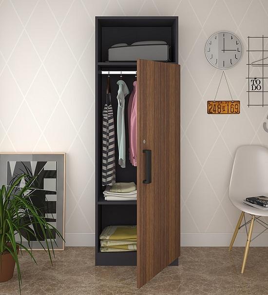 single unit wardrobe