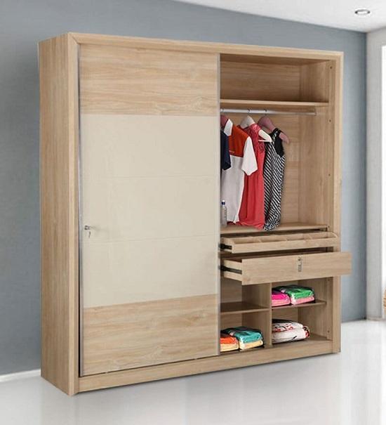 Simple Sliding Wardrobe Designs