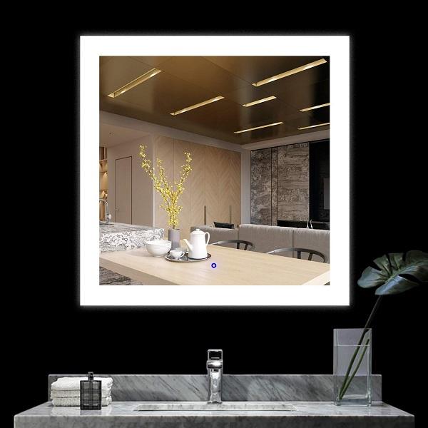Modern square mirror designs