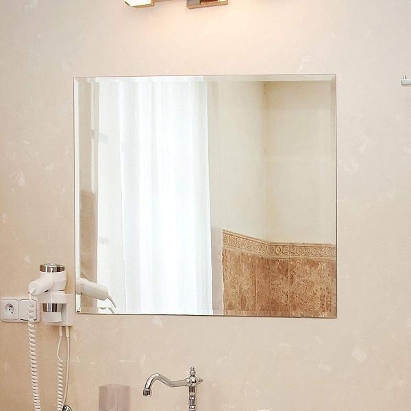 square mirror design ideas