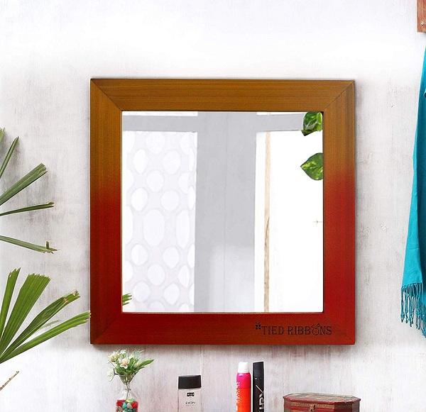 small square mirrors