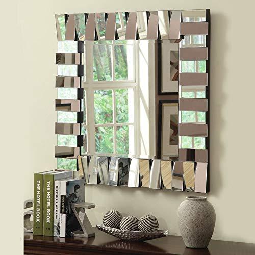 Flip Flop Square Mirror Design