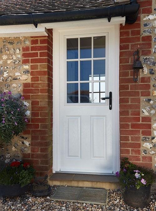 UPVC Back Door Designs