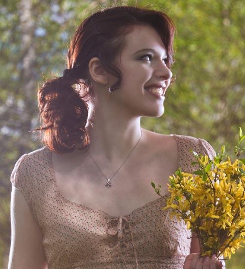 Wedding Guest Hairstyles 5