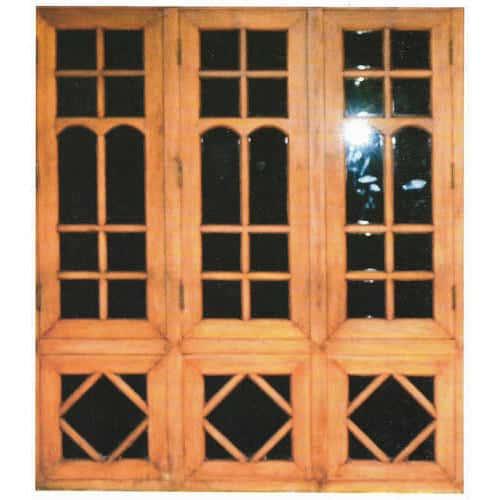 Wooden Window Doors