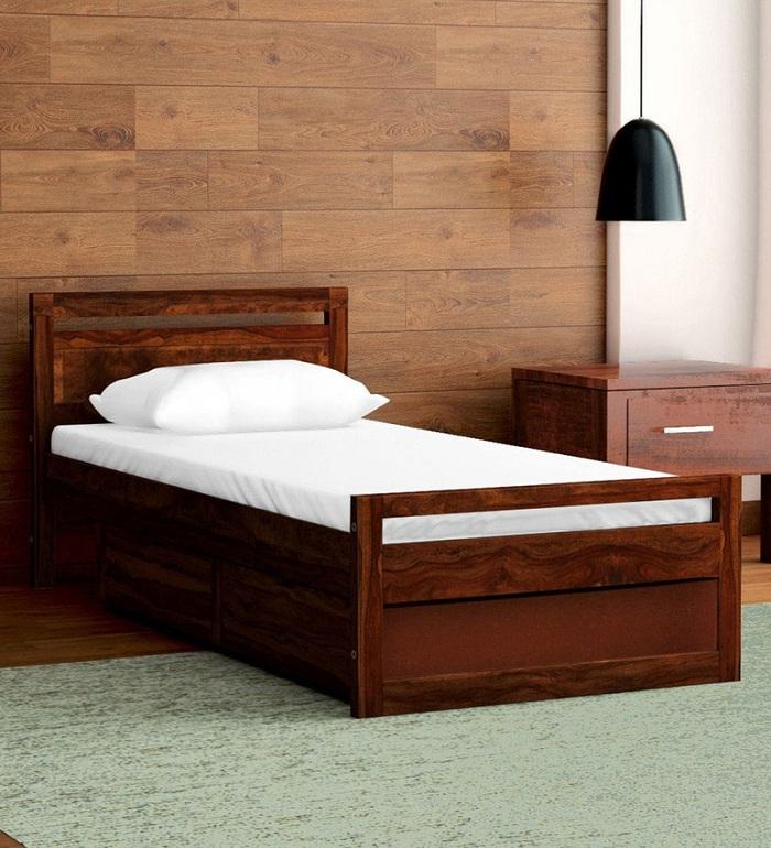 Modern Wooden Bed Designs