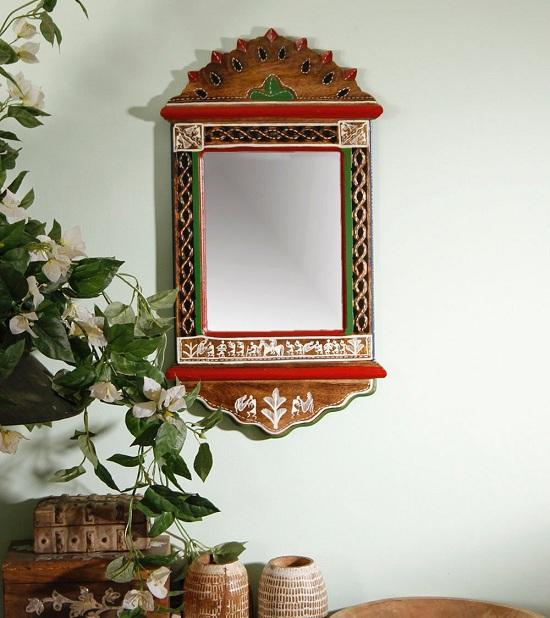 Best Wooden Mirror Designs