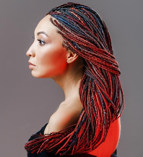 Dreadlock Hairstyles For Women 10