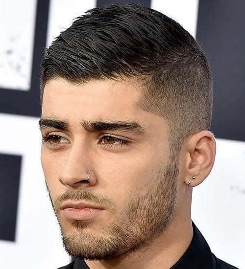 Zayn Malik Hairstyles 6