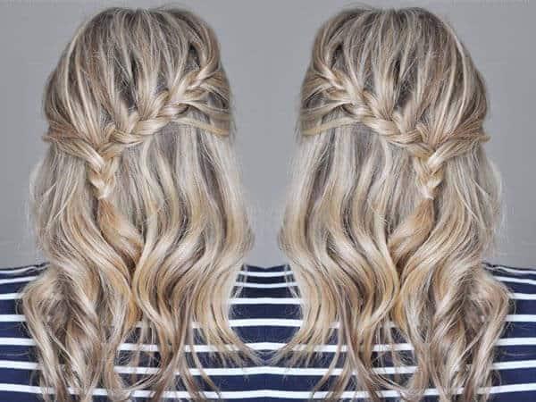 Pretty Braid Hairstyle